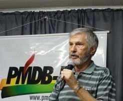 Ibsen Pinheiro presidente estadual do PMDB