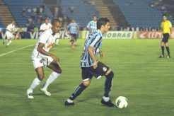 Jogo desta noite vale vaga para as oitavas-de-final da competição_Sérgio Roberto