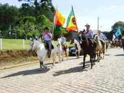 Cavalgada percorre 11 municípios