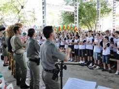 Em Arroio do Meio cerca de mil alunos participam do programa anualmente
