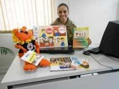 Todas as escolas do município participaram do programa realizado pela Brigada Militar