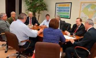 Prefeito Sidnei entregou ofício reforçando a necessidade de mais uma vara na comarca