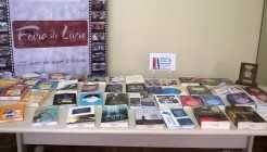 Livros adquiridos recentemente na XXV Feira do Livro estão à disposição da comunidade