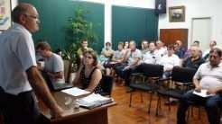 Desde janeiro o STR está realizando encontros nos municípios base para debater os impactos que a aprovação da PEC 287 pode causar para os trabalhadores e a economia municipal