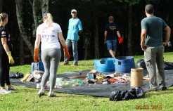No ano passado foram recolhidos em Arroio do Meio 128 quilos de resíduos do rio Taquari