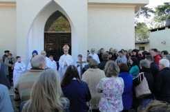 Evento realizado na manhã de domingo, dia 11, contou com a presença de autoridades eclesiásticas, representantes políticos, líderes e comunidade em geral