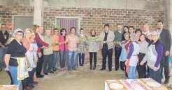 Autoridades, entidades e comunidade comemoram a ampliação do ginásio de Palmas