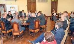 Anúncio foi feito na manhã de terça-feira pelo secretário Giovani Feltes