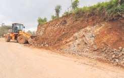 Secretaria de Obras é responsável pelo serviço de infraestrutura