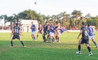 Em jogo truncado, Rui Barbosa levou vantagem sobre o Cruzeiro de Vespasiano Correa. Vitória de 1 x 0 permite jogar por um empate na partida da volta