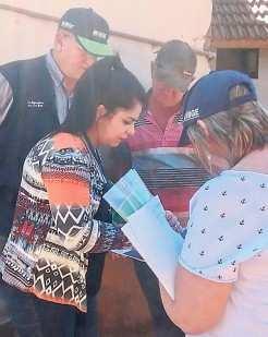 Quatro recenseadores visitarão 1.100 propriedades em Arroio do Meio