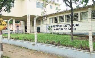 Em 14 anos, apenas uma fuga foi registrada no Presídio Estadual de Arroio do Meio, que foi construído em 1971