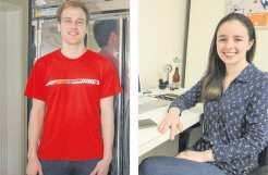 Gustavo e Anna Laura apostaram na experiência para tocar o negócio