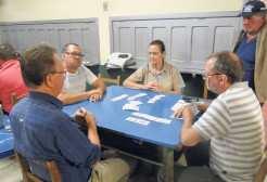 Participantes do torneio vêm de várias comunidades