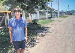 Luís Lansing reside na rua Adolfo Schneider, em Forqueta e diz que moradores não esperavam pela cobrança de contribuição de melhoria, já que o recurso vem via emenda parlamentar