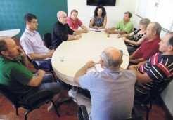 Reunião no gabinete do Executivo definiu detalhes para o decreto