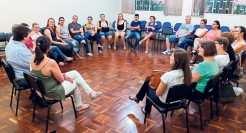 Apaeceis e Poder Público estiveram reunidos na última semana na secretaria de Educação e Cultura