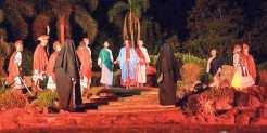 Mais de 100 atores vão emocionar o público com a encenação da vida de Jesus até sua morte e ressurreição_Roberta Colombo