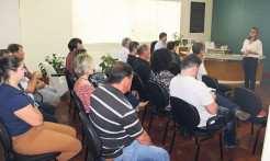 Empreendedores e Administração apresentaram os projetos de lei encaminhados ao Legislativo