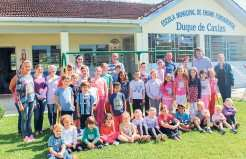 Escola e mais 17 empreendimentos foram visitados ao longo da última quinta-feira em Arroio Grande