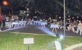 Lançamento aconteceu na  Praça Flores da Cunha, que já se  encontra decorada para a Páscoa