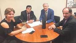 Administração cumpriu agenda em Brasília