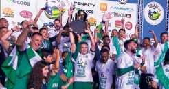 Capitão Eduardo Brock declarou que o primeiro objetivo do ano foi cumprido e projeta uma sequência de bons resultados pela Copa do Brasil