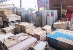 Materiais de construção em geral estão mais caros e comercialização está tímida
