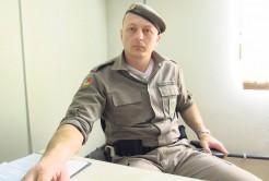 Tenente Rogério Auler salienta que, com o aumento da criminalidade, as ações da Brigada Militar estão voltadas à segurança pública