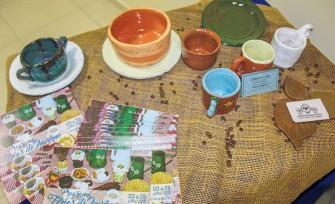 Oficinas de cerâmica para a família serão realizadas na próxima semana no Museu