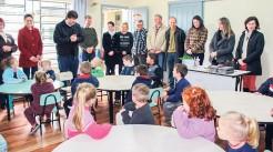 Ampliação permitiu avanço no atendimento em Turno Integral para crianças de 4 e 5 anos