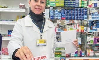Comercialização de medicamentos para tratar doenças típicas de inverno, como resfriado e gripe, cresce neste período do ano