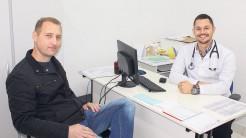 Secretário de Saúde Gustavo Zanotelli e Dr. Vinícius avaliam primeiras semanas de atendimento