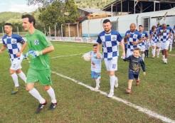 Vitória de 1 x 0 sobre o Sete trouxe novos ares para o Brasil de Marques de Souza