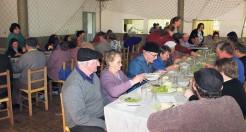 Dia de interiorização em Linha 32 teve pauta de infraestrutura, setor primário e atenção com idosos