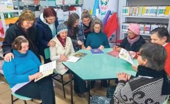 Leitores e professores dividem momentos de aprendizado
