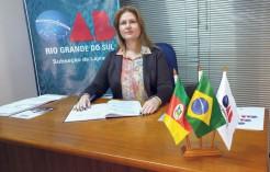 Presidente da OAB de Lajeado, Alessandra Glufke: eleitores devem assumir sua responsabilidade, o voto tem consequência