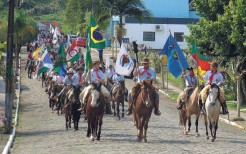 Cavalgada chega sábado em Marques de Souza e Travesseiro e domingo de manhã em Capitão