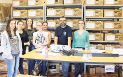 Equipe do Cartório Eleitoral, coordenada por Ivan Quoos, deu a carga às urnas no decorrer da semana quando também foram realizadas as auditorias  recomendadas pela Justiça Eleitoral para assegurar a segurança das urnas