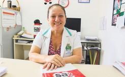 Coordenadora do Sae Lajeado, Waldirene Bedinoto diz que o preconceito ainda é grande mas que HIV não define ninguém