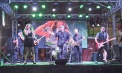 Show da Banda Eletro Radio encerrou a programação especial de aniversário