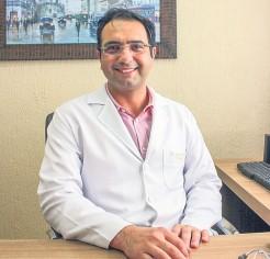 Urologista Gustavo Fiedler alerta que homens que possuem familiares de primeiro grau com câncer de próstata, têm até duas vezes mais chances de adquirir a doença