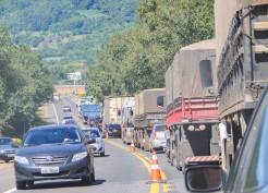 Movimentado na época de safras e feriados, e congestionado durante reparos e acidentes, trajeto marques-souzense será um dos primeiros a ser duplicado
