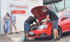 Com a chegada do verão, período mais quente do ano, são realizadas na Valear entre 15 e 20 procedimentos de limpeza e manutenção por dia