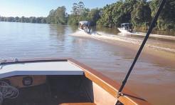 Rio Taquari possui 18 km navegáveis em Arroio do Meio, mas falta de uma rampa faz proprietários de embarcações buscarem rampas e marinas em outros municípios