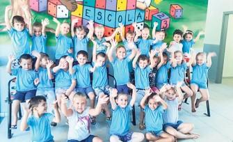 Rede municipal atende mais de 2 mil alunos em 13 escolas de Ensino Fundamental