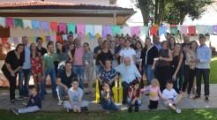 Em 15 de maio, Assello Frehlich comemorou seu 90º aniversário com toda a sua família