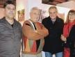 Abertura da exposição em Bagé foi prestigiada por autoridades locais
