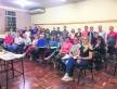 Reunião foi realizada na segunda-feira, dia 20, e teve a participação de 50 membros
