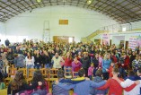 Mais de 200 famílias prestigiaram o evento